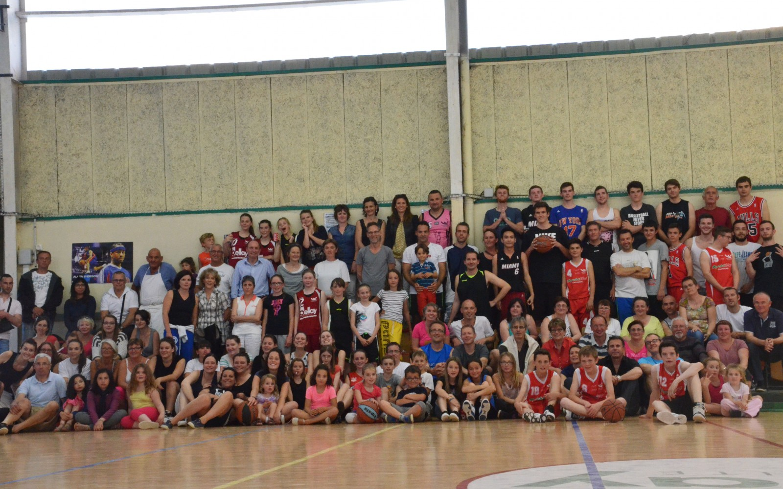 Basket – Tournoi intra-club