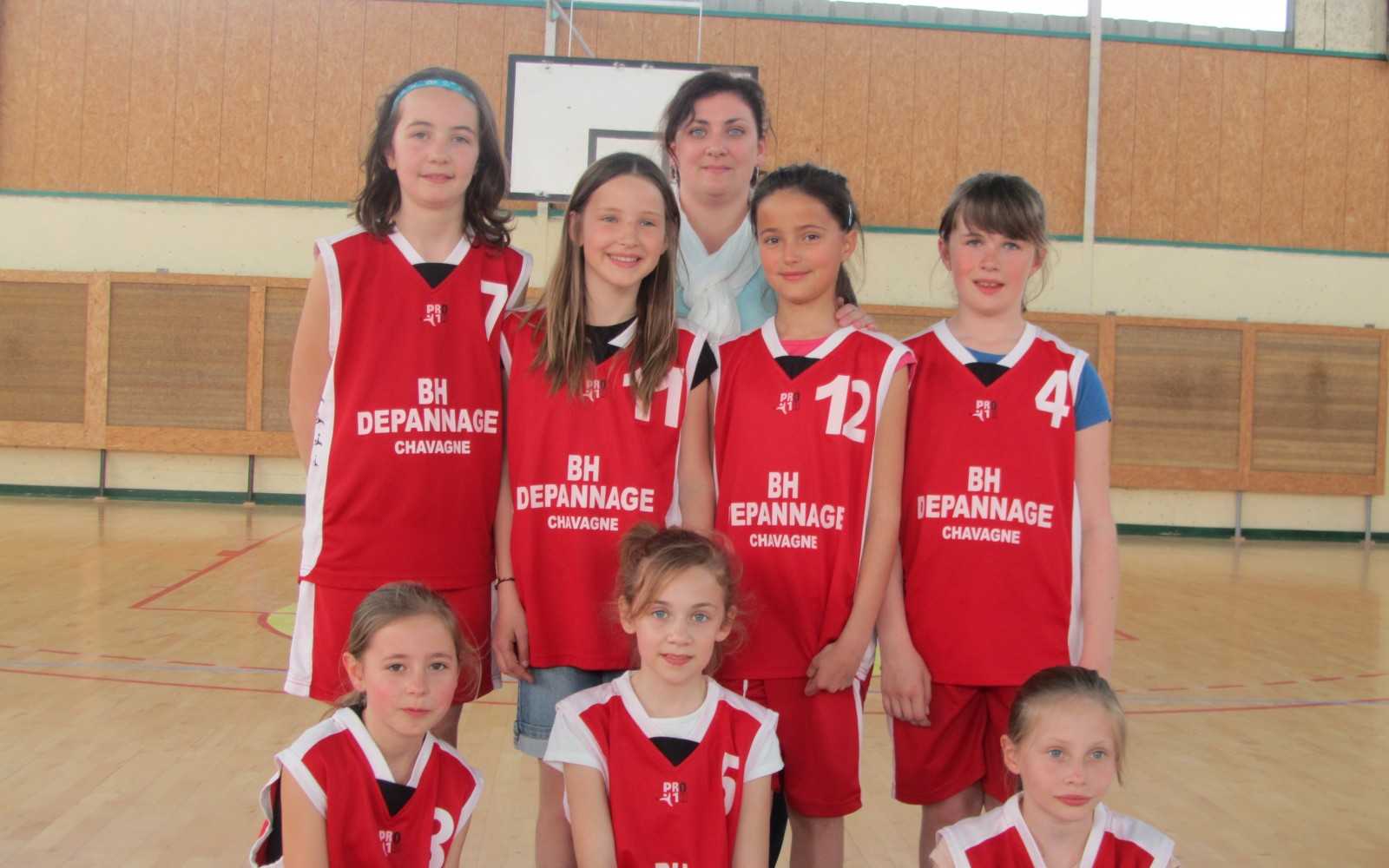 Basket – Poussines