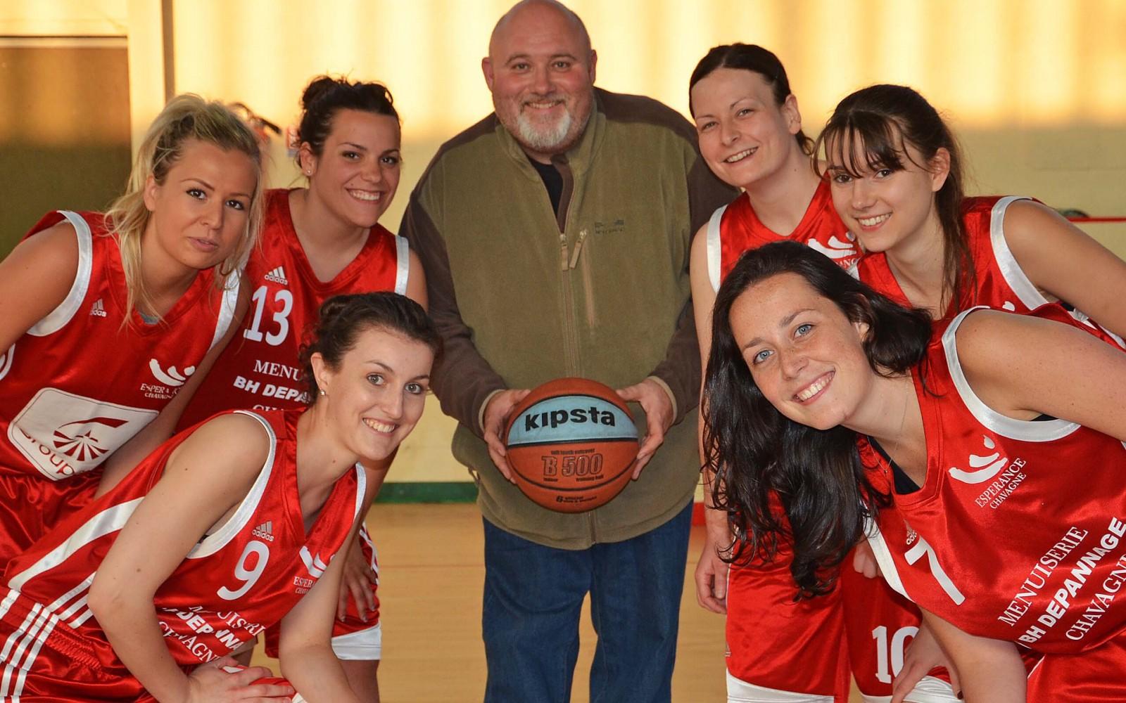Basket – Seniors Filles 1