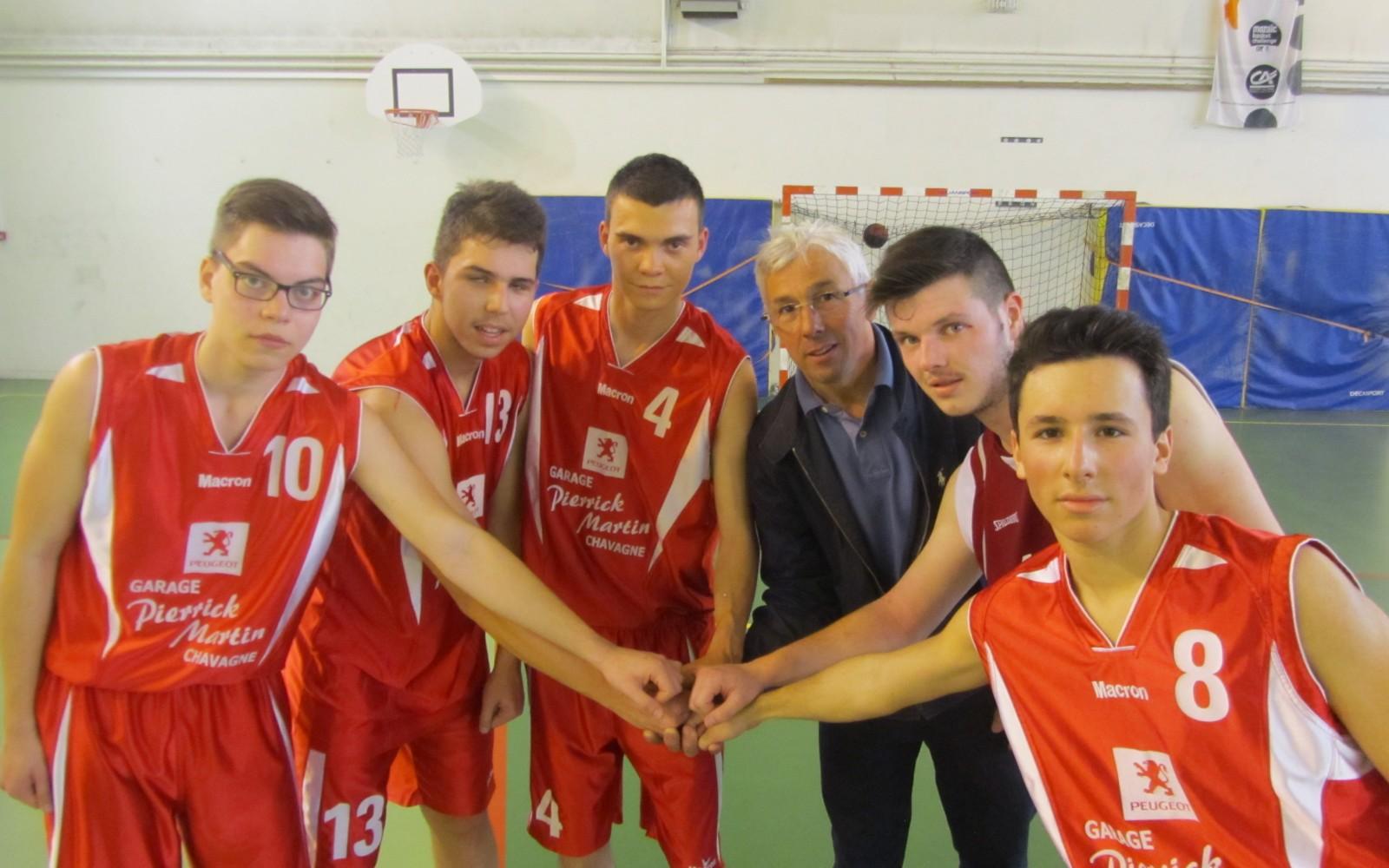 Basket – Seniors Garçons 2