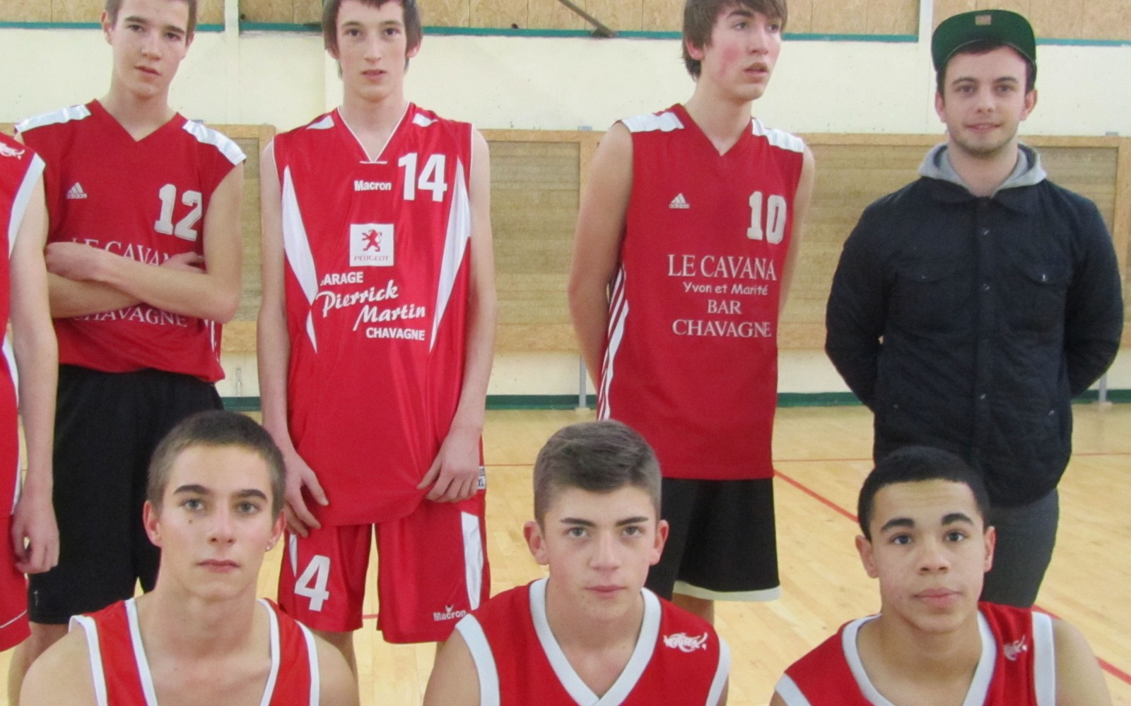 Basket – Seniors Garçons 3